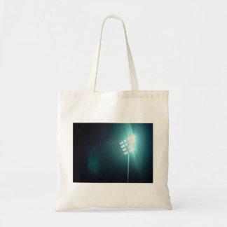 Stadium lights canvas bags