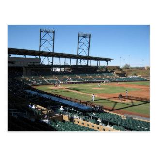 Stadium Postcard Arizona
