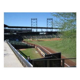 Stadium Postcard Salt River Fields