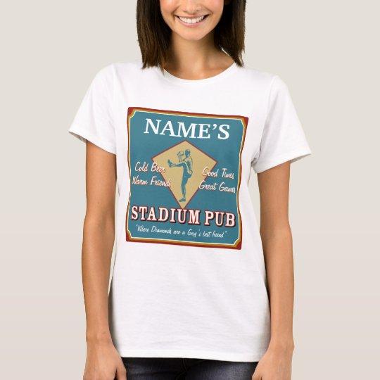 Stadium Pub Women's T-Shirt