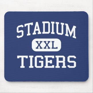 Stadium - Tigers - High School - Tacoma Washington Mouse Pads