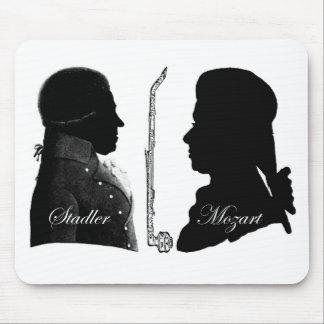 Stadler y Mozart Tapetes De Raton