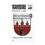 Stadtwappen Bromberg Postage Stamps