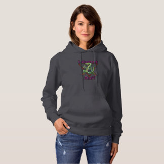 staff draw grey pullover hoodie