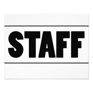 Staff Invite