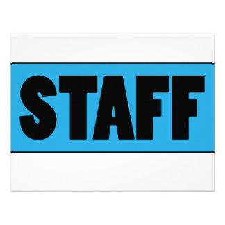 Staff Personalized Invite