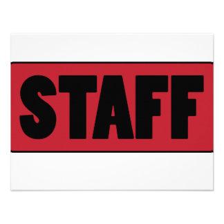 Staff Custom Announcements