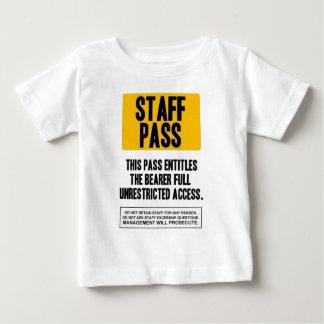 Staff Pass Baby T-Shirt