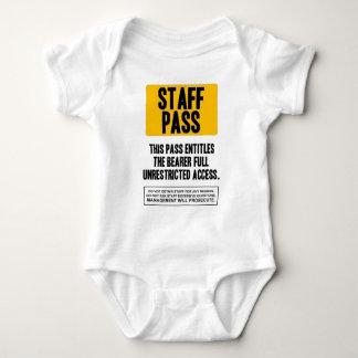 Staff Pass Tshirts