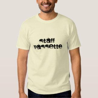 """""""Staff-Passette"""" Basic T-Shirt"""