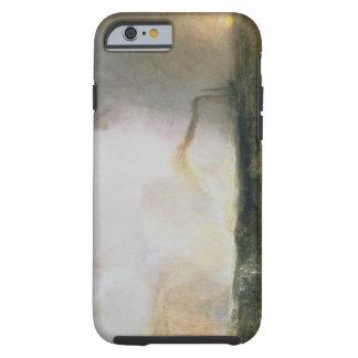 Staffa, Fingal's Cave, 1832 (oil on canvas) Tough iPhone 6 Case