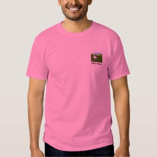 STAFFIE SMILES - -Bottoms up! - T shirt