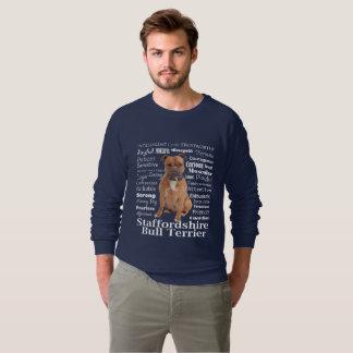 Staffie Traits Sweatshirt