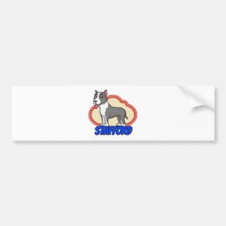 Stafford! Bumper Sticker