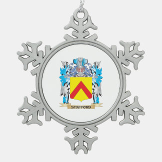 Stafford Coat of Arms - Family Crest Ornament