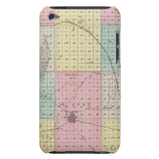 Stafford County, Kansas Barely There iPod Case