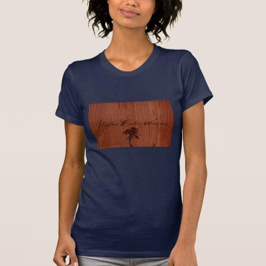 Stafford Custom Woodworks Logo T-Shirt
