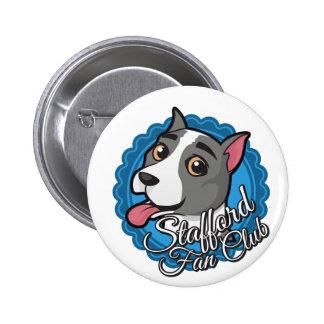 Stafford Fan Club Button