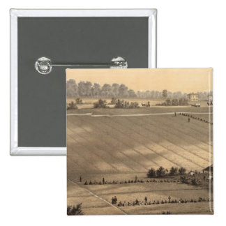 Stafford Forge Cranberry Plantation, West Creek Button