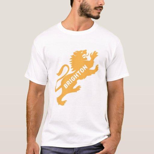 Stafford house brighton men 39 s t shirt zazzle for Brighton t shirt printing