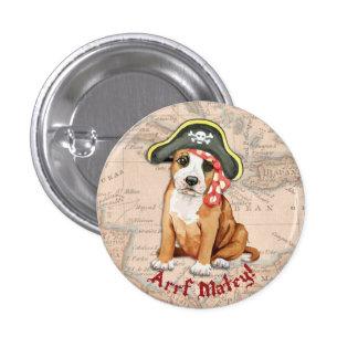 Stafford Pirate Button