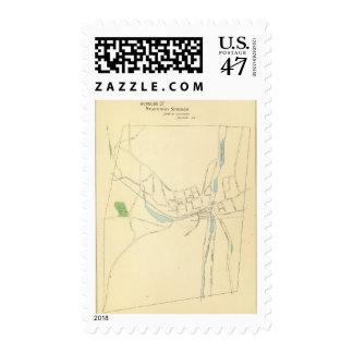 Stafford Springs Stamp