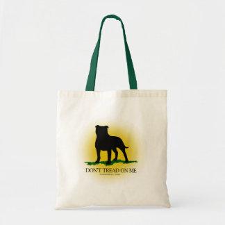 Staffordshire bull terrier - bolso del bebé bolsa tela barata