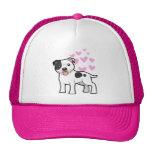Staffordshire Bull Terrier Love Hat