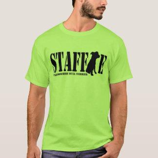 Staffordshire Bull Terrier - Puppy Shirt / Black