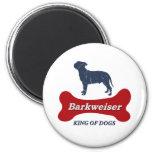 Staffordshire Bull Terrier Refrigerator Magnet