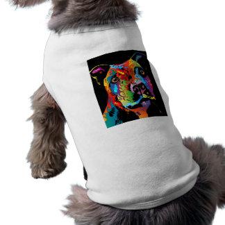 Staffordshire bull terrier camisetas mascota