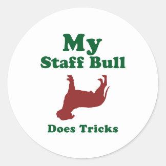 Staffordshire Bull Terrier Sticker