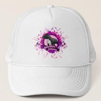 Staffordshire Bullterrier SPLASH Trucker Hat