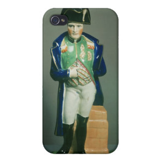 Staffordshire figure of Napoleon Bonaparte iPhone 4/4S Covers