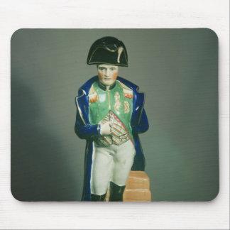 Staffordshire figure of Napoleon Bonaparte Mouse Pad
