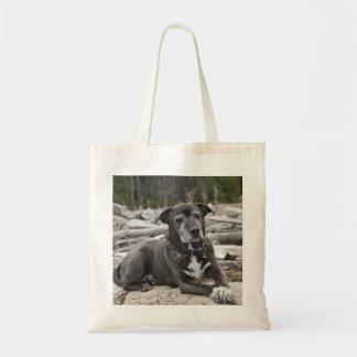 Staffordshire Terrier americano - bolso Bolsa Tela Barata