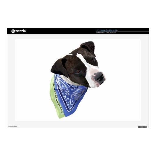 Staffordshire Terrier americano Portátil Skin