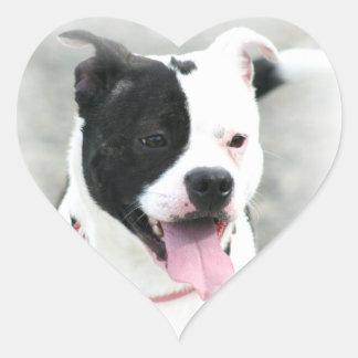 Staffordshire Terrier Stickers