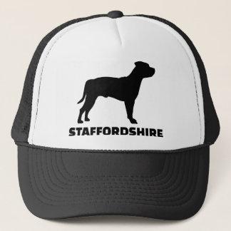 Staffordshire Terrier Trucker Hat