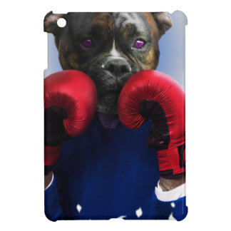 Staffy Dog Boxer Fun Animal iPad Mini Cases