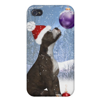 Staffy - Staffordhsire Bull Terrier i iPhone 4 Cases