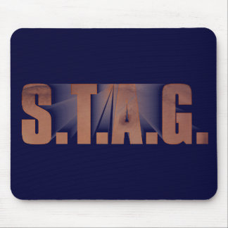 STAG: Always in Style Mouse Pad