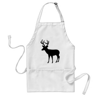 Stag Adult Apron