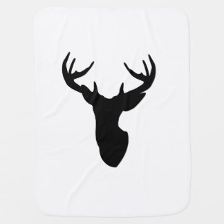 Stag Baby Blanket