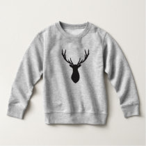 Stag Deer Buck Sweatshirt