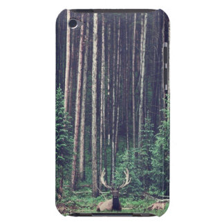 Stag Forest iPod Touch Case
