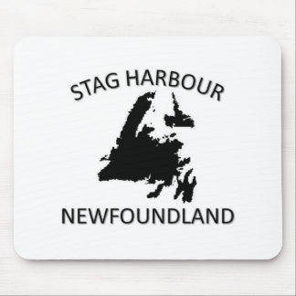 Stag harbour mousepads