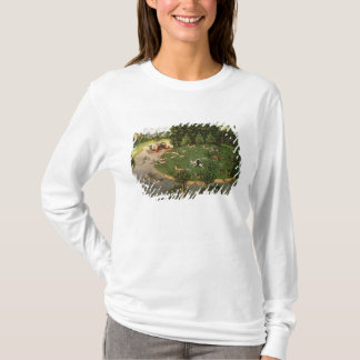 """Stag Hunt of Elector Friedrich III the """"Wise"""" T-Shirt"""