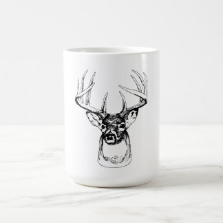 Stag/Hunter Mug