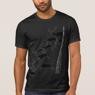Stag Hunting in Valltoria Tee Shirt